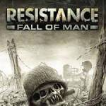 CD PS3 Resistance Fall Of Man