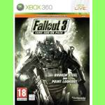 CD XBOX 360 Fallout 3